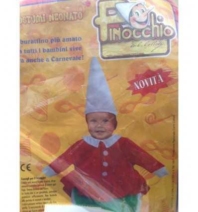 Pinocchio kostym baby - Futurartshop.com