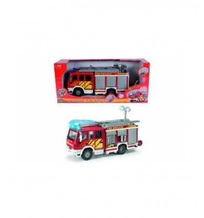 Simba KM Vigili del fuoco cm. 30 luci e suoni 203444537038 203444537038 Simba Toys- Futurartshop.com