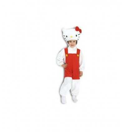 costume hello kitty 3-4 anni -Futurartshop.com