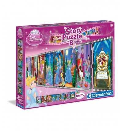 Cinderella Puzzle 2122779177467 Clementoni- Futurartshop.com