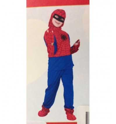 costume Spiderman spiderman ligne 10 ans 1020 XL Veneziano- Futurartshop.com