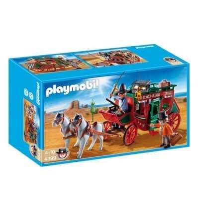 PLAYMOBIL chariot Western 4399 4399 Playmobil- Futurartshop.com