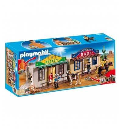 プレイモービル ウエスタン村 4398 4398 Playmobil- Futurartshop.com