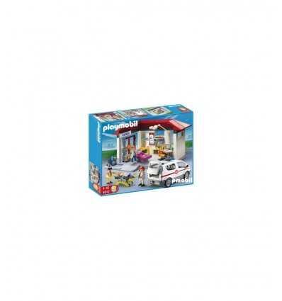 Playmobil clinica e ambulanza 5012 5012 Playmobil- Futurartshop.com