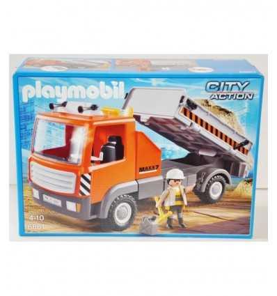 playmobil camion con cassone ribaltabile 6861 Playmobil-Futurartshop.com