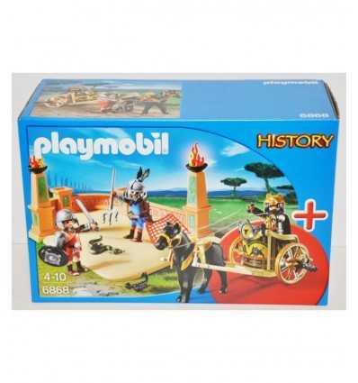 Playmobil gladiadores de la antigua Roma 6868/P Playmobil- Futurartshop.com