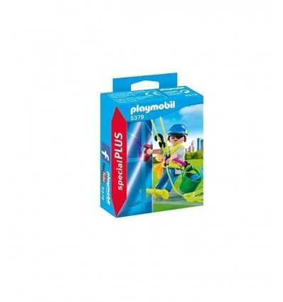 Playmobil-Waschmaschine-Bergsteiger 5379 Playmobil- Futurartshop.com
