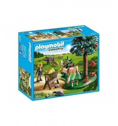 Playmobil Forester with animals 6815 Playmobil- Futurartshop.com