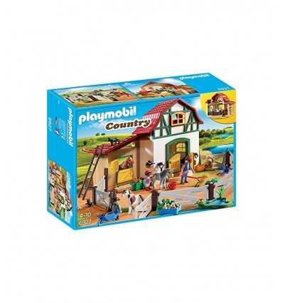Playmobil-Pony-Reitschule 6927 Playmobil- Futurartshop.com