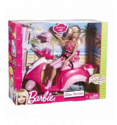 Mattel Barbie z skutery X 5448 X5448 Mattel- Futurartshop.com
