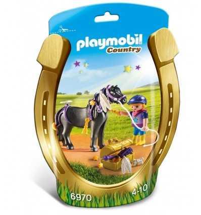 Playmobil pony gwiazdki 6970 Playmobil- Futurartshop.com