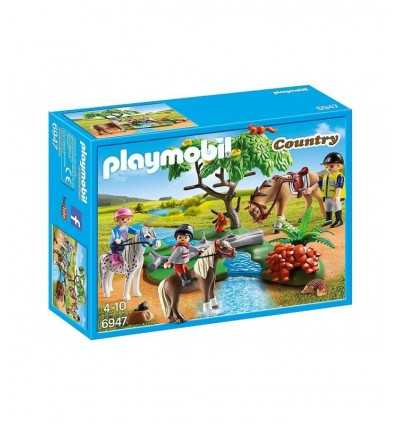 プレイモービル ポニー旅行 6947 Playmobil- Futurartshop.com