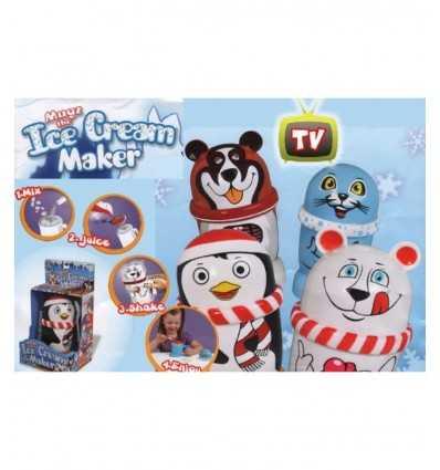 La gelateria 4 ass.ti GG00119 GG00119 Grandi giochi- Futurartshop.com