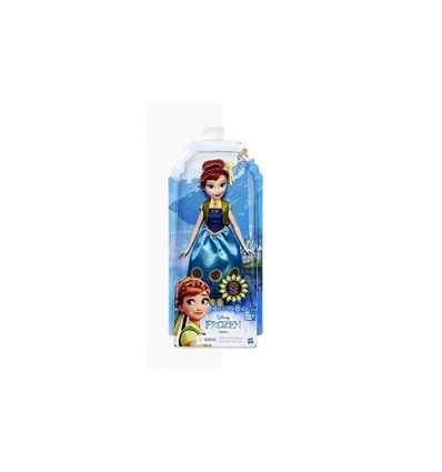 Anna (frozen) fashion doll B5164EU40/B5166 Hasbro- Futurartshop.com