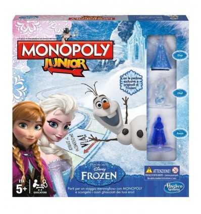 Monopoly junior frozen B22471030 Hasbro- Futurartshop.com