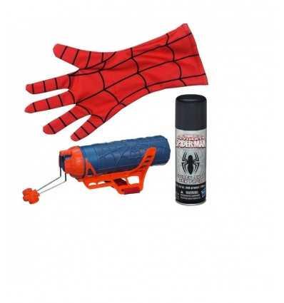 glove shoots webs 2 in 1 classic B5752E270/B5869 Hasbro- Futurartshop.com