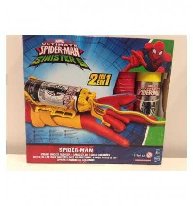 guanto spara ragnatele 2 in 1 iron spiderman B5752E270/B5870 Hasbro-Futurartshop.com