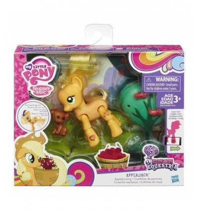 my little pony snodato applejack con accessori B3602EU40/B5674 Hasbro-Futurartshop.com