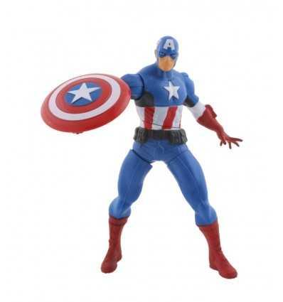 mighty Avengers battlers captain america with shield B1202EU40/B2589 Hasbro- Futurartshop.com