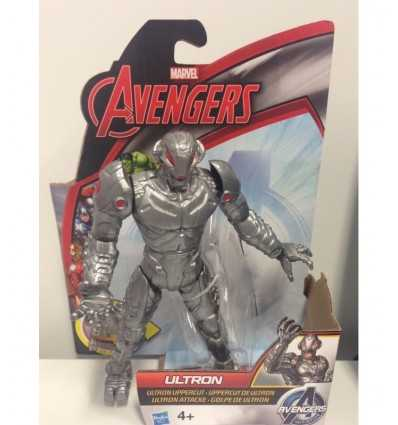 mighty Avengers battlers ultron attacks B1202EU40/B2591 Hasbro- Futurartshop.com