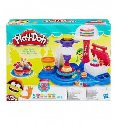 play doh creates cake party B3399EU40 Hasbro- Futurartshop.com