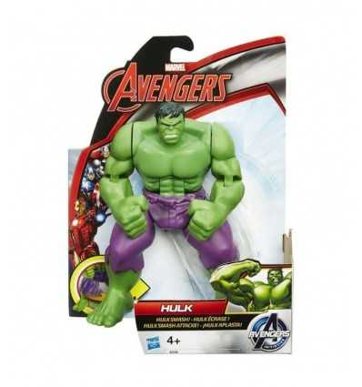 mighty Avengers battlers hulk smash B1202EU40/B2590 Hasbro- Futurartshop.com