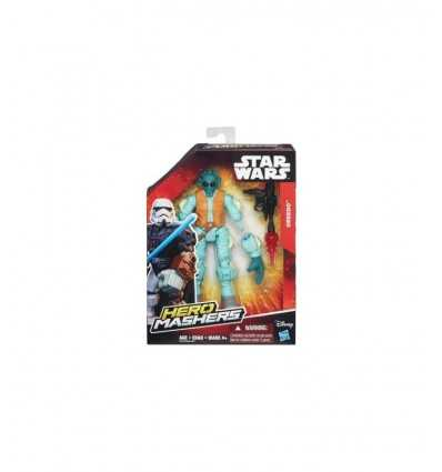 Star Wars Figur Held Mashers greedo B3656EU40 B3770 Hasbro- Futurartshop.com