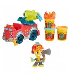 Tribuna real de Playmobil con alex