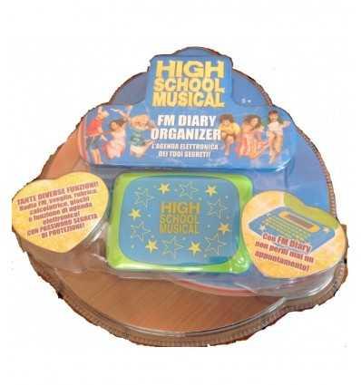 diario con radio high school musical Gig- Futurartshop.com