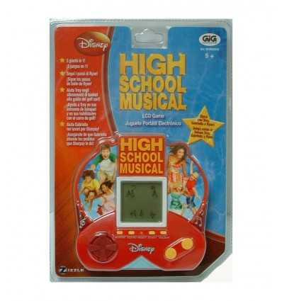 LCD spel gymnasiet musikaliska 5 spel Gig- Futurartshop.com