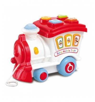 Baby treno trainabile 62742000 BTT 1431 Bontempi-Futurartshop.com
