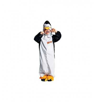Penguin soldier costume 5-7 years madagascar Joker- Futurartshop.com
