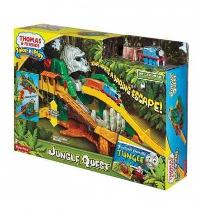 Dschungel-Track von thomas DGK89-0 Mattel- Futurartshop.com