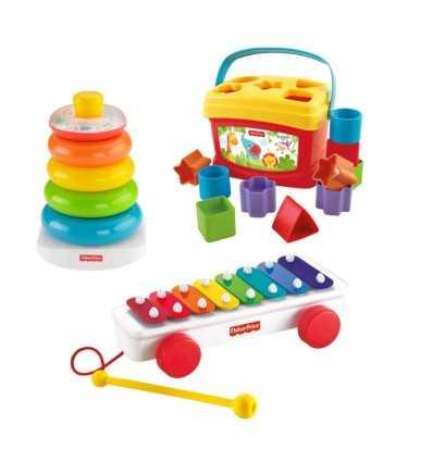 klasyczne trio dziecka BLT46-0 Mattel- Futurartshop.com