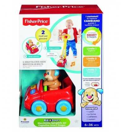 Spingibile toutou machine interactive DLD85-0 Mattel- Futurartshop.com