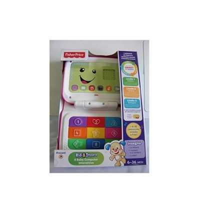 baby interactive computer pink CGY88/CGY86 Mattel- Futurartshop.com