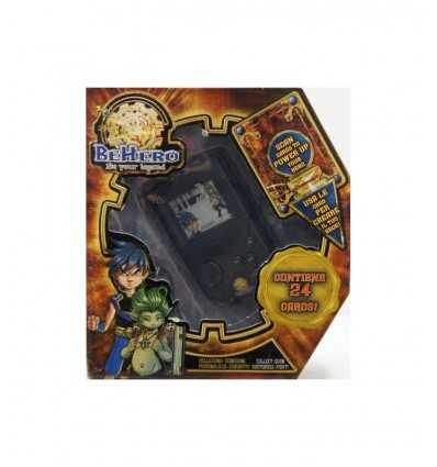 Sein Held-Konsole mit 24 Karten CCP30065 Giochi Preziosi- Futurartshop.com
