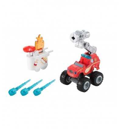 veicolo blaze autopampa rosso CGK18/DGK49 Mattel-Futurartshop.com