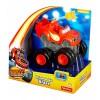 車両火災押しつぶすと疾走する赤 CGK22/CGK23 Mattel- Futurartshop.com
