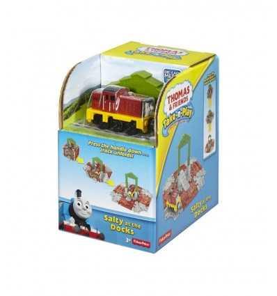 Thomas und Freunde salzig Cube Station zum Hafen DGK91/DGK94 Mattel- Futurartshop.com