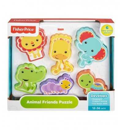 puzzle ad incastro amici animali CMY38-0 Mattel-Futurartshop.com