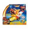 Boxengasse, mit Fahrzeug Heiße Glut DGK55-0 Mattel- Futurartshop.com