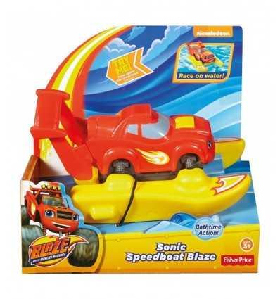 車両火災超音速スピード ボート DGK63-1 Mattel- Futurartshop.com