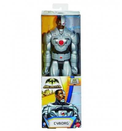 DC Comics charakter Cyborg CDM61/DJW79 Mattel- Futurartshop.com