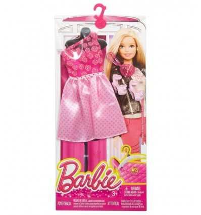 robe courte glamour barbie rose CFX92/CLR32 Mattel- Futurartshop.com