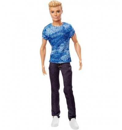 ken fashionistas con jeans e maglietta blu DGY66/DGY67 Mattel-Futurartshop.com