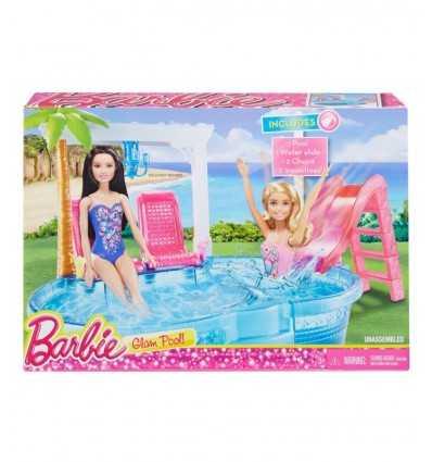 バービー グラム プール付属品 DGW22-0 Mattel- Futurartshop.com