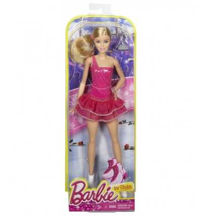 Barbie i can be figure skater DHB18/DHB15 Mattel- Futurartshop.com