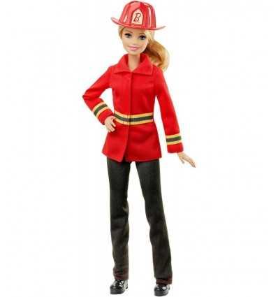消防士をすることができますバービー DHB18/DHB23 Mattel- Futurartshop.com