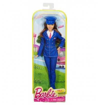 バービーはパイロットすることができます。 DHB18/DHB66 Mattel- Futurartshop.com